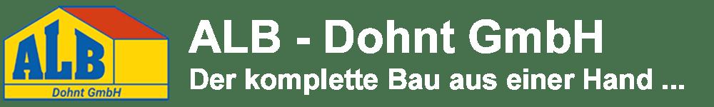 Logo ALB Dohnt